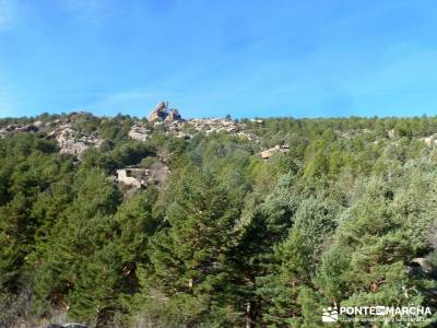 quema Turrón; El Yelmo, La Pedriza; actividades fin de semana en madrid rutas de senderismo en la s